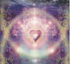 Heart of love and Oneness