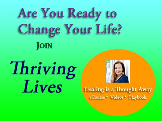 Thriving Lives Ecourse by Martine