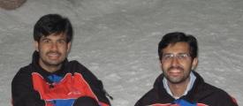 Mohammed Arif Vakil and Mohammed Ali Vakil