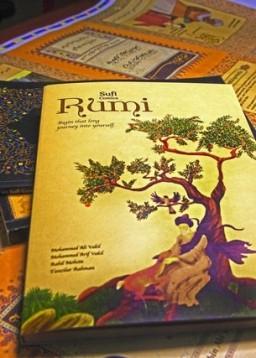 sufi comics rumi