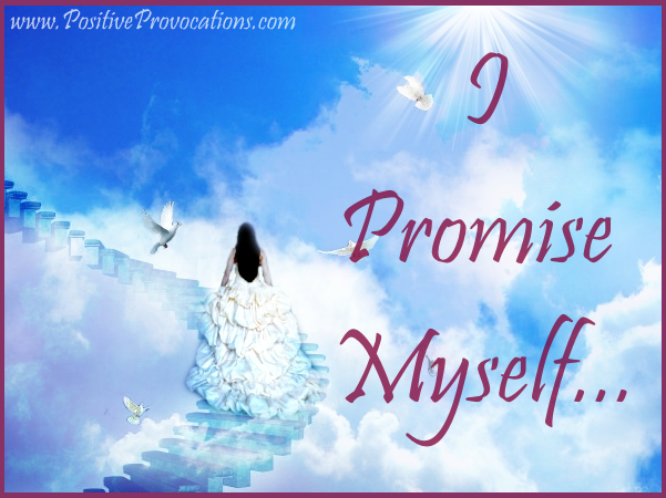 The ONLY Two Promises you NEED to make(to yourself!) for A Positive New Year