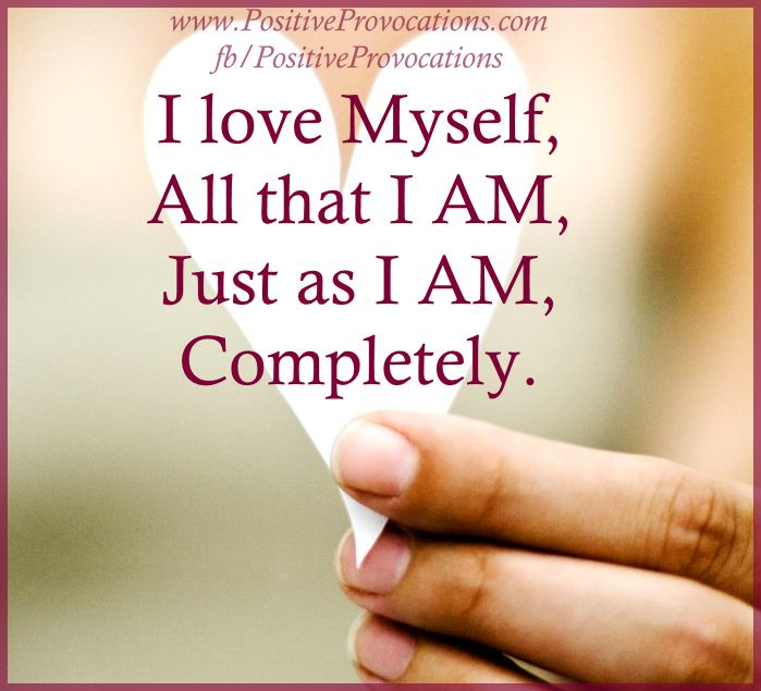 Positive Ways to Cultivate Self Love for Limitless Happiness ~ Happy Valentine's Month! Self Love