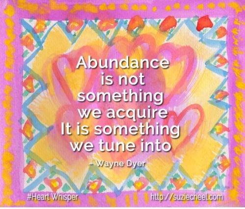 Abundanceis-dyer