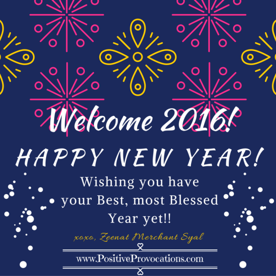 Wishing you have your best and most blessed Year yet!