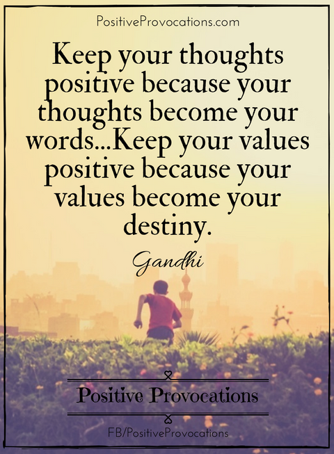 hold on to your positive attitude How positive thinking can improve your finances  to learn about your  aspirations, help you get there, and even to hold you accountable.