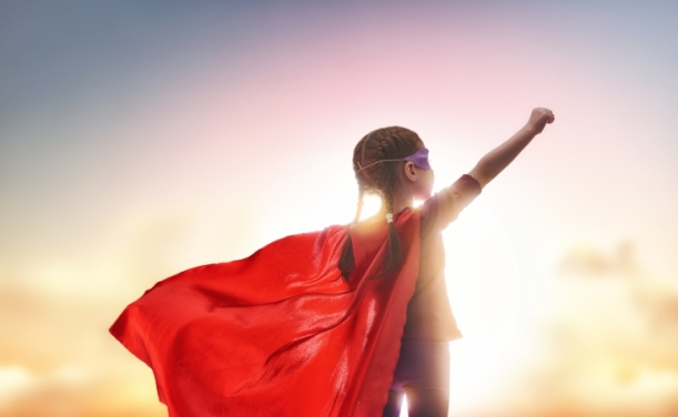 6 Positive Ways to Be a Super Hero in the Real World