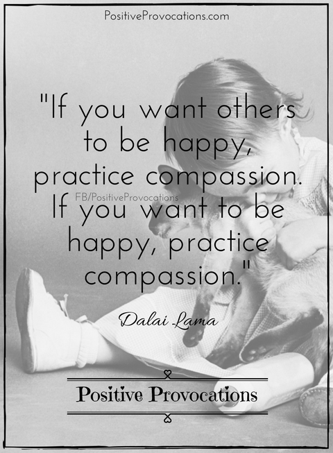 27 Soulful Quotes To Ignite Compassion From Within Positive