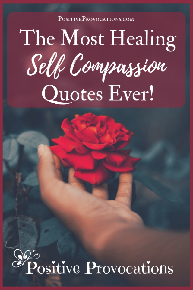 The Most Healing Self Compassion Quotes Ever! (1)